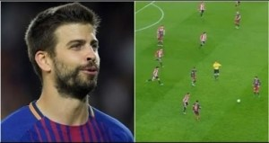 Video: Gerard pique What Lionel Messi Does On The Pitch That Nobody Sees On T.V.